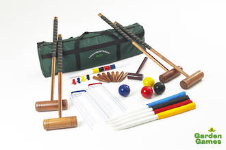 Longworth Croquet Set