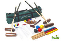 Townsend Croquet Set