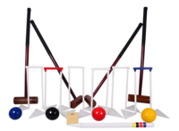 Indoor Croquet Set - Full size