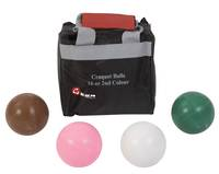 Croquet Balls - 16oz Composite - 2nd Colours