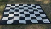 Garden Chess Mat - 17cm Nylon