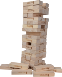Hi-Tower - Giant Tumble Tower